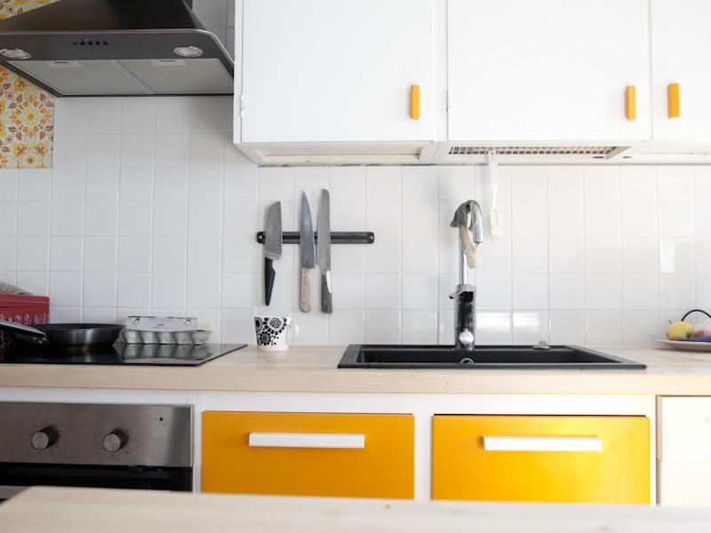 Rintamamiestalon keittiön kaapistot « Veljekset Kamppuri